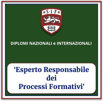 Questa è una Infografica sui diplomi nazionali e internazionali di formazione formatori della Scuola Italiana Formatori