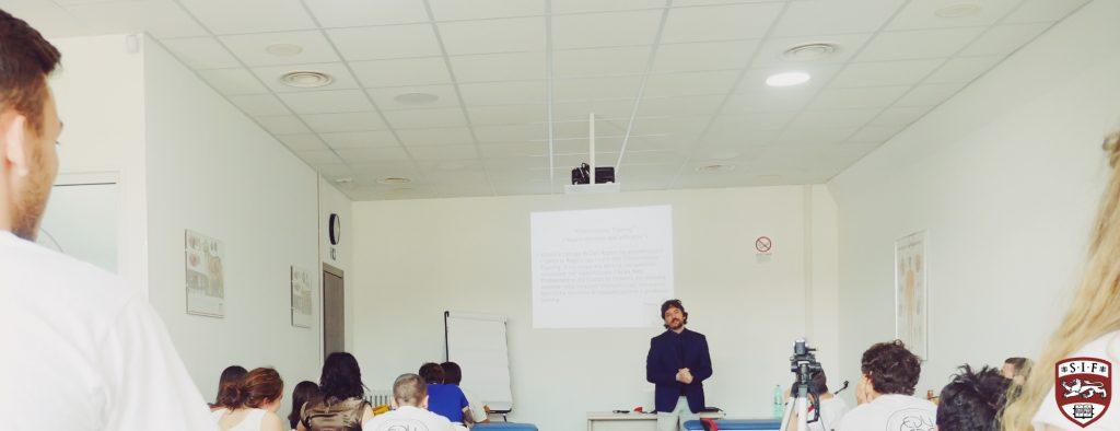 insegnare nei corsi di formazione - rimedio all'ansia di parlare in pubblico